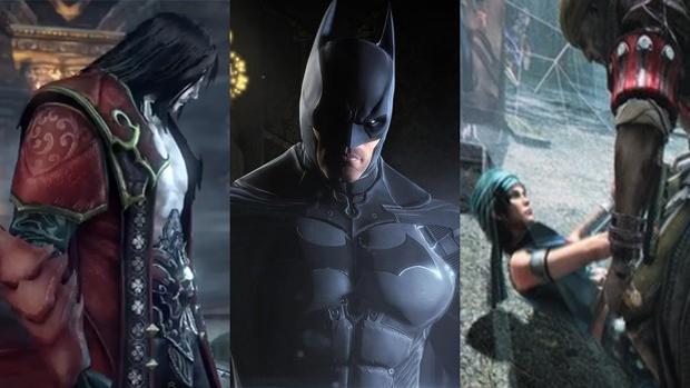 Castlevania, Batman e Assassin's Creed 4 são destaques no terceiro dia de E3 2013 (Foto: Reprodução/Rafael Monteiro)