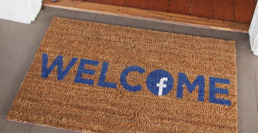 Facebook marca evento misterioso para o próximo dia 20 (Foto: Reprodução)