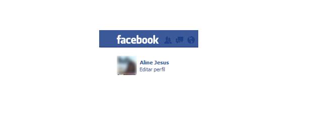 A mensagem do Facebook pode ser enviada para mais de um amigo (Foto: Aline Jesus/Reprodução)