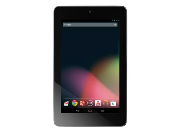 Nexus 7 é o tablet desenvolvido pelo Google (Foto: Divulgação/Google)