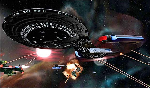 Star Trek Legacy é um dos piores da série (Foto: Divulgação)
