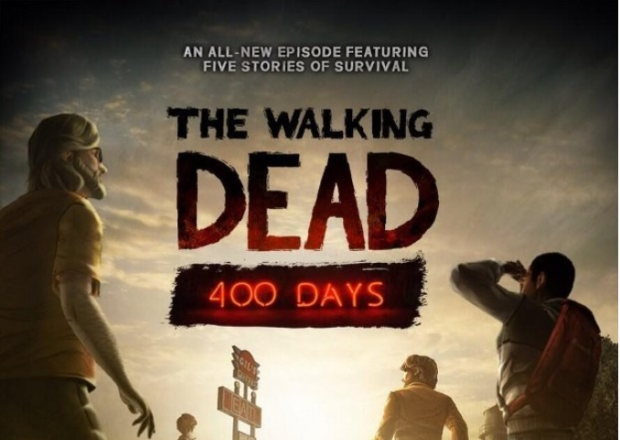 The Walking Dead: 400 Days (Foto: Divulgação)