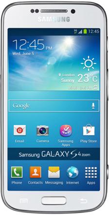 Galaxy S4 Zoom (Foto: Divulgação)