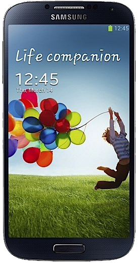 Samsung Galaxy S4 (Foto: Divulgação)