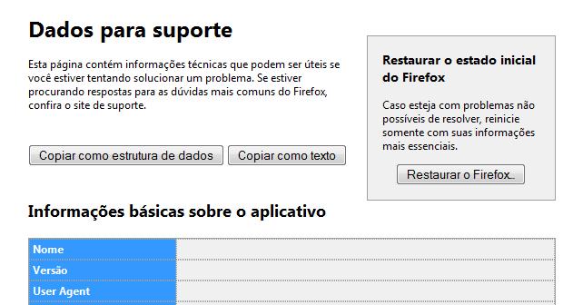 Reiniciando o Firefox (Foto: Reprodução/Edivaldo Brito)