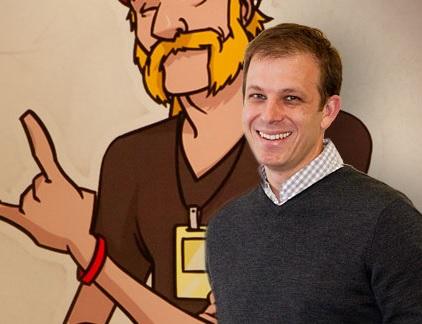 David Nathanielsz, produtor executivo de Skylanders: Swap Force (Foto: Reprodução)