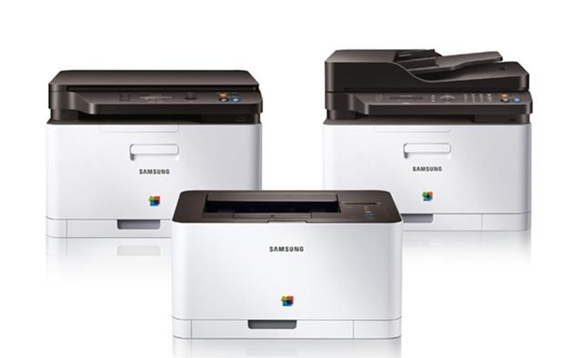 Samsung Xpress C410W é a primeira linha de impressoras e multifuncionais a laser compatível com a tecnologia NFC (Foto: Divulgação)