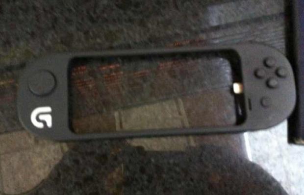 Foto revela joystick da Logitech para o iPhone 5 (foto: Divulgação)