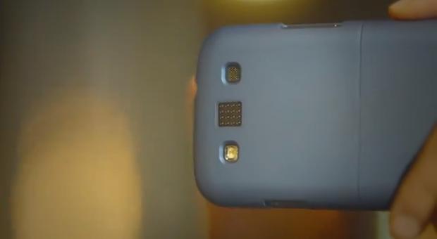 Câmera Pelican de 16 lentes promete revolucionar futuras gerações de gadgets (foto: Reprodução/YouTube)