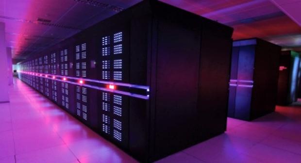 Computador usa milhões de processadores (Foto: Divulgação) (Foto: Computador usa milhões de processadores (Foto: Divulgação))