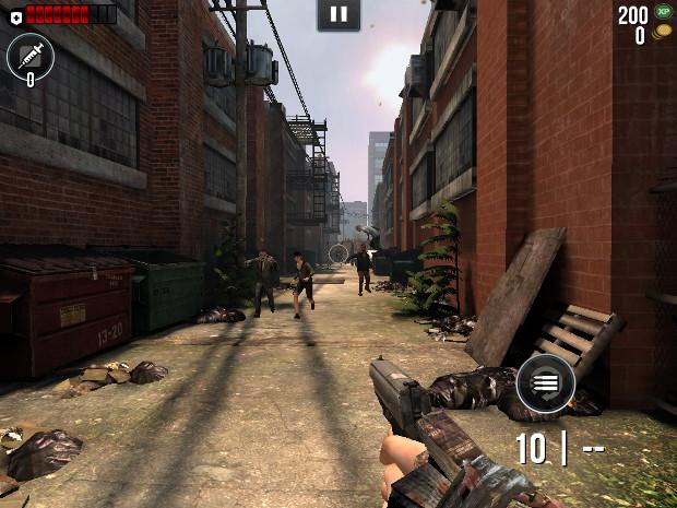 World War Z é um jogo de zumbis diferente (Foto: Reprodução / Dario Coutinho)