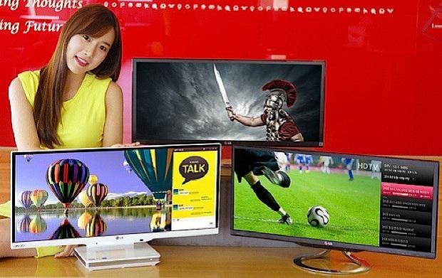 LG anunciou novos produtos nesta quarta (Foto: Divulgação)