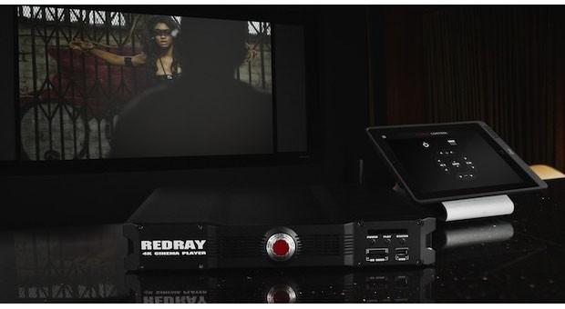 Red anuncia pré-venda do seu projetor 4K com conteúdo 3D. (Foto: Reprodução / Engadget)