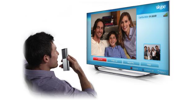 As novas Smart TVs reconhecem sua voz até mesmo pelo controle remoto (Foto: Reprodução)