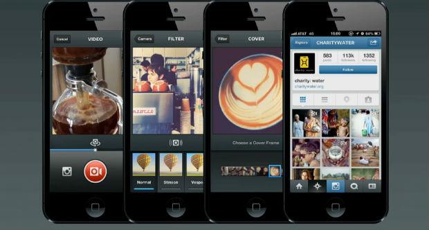 Instagram agora tem vídeos além de fotos (Foto: Reprodução/Facebook)