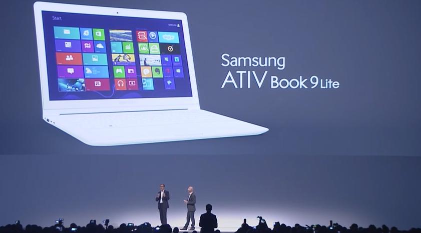 Samsung Ativ Book 9 Lite (Foto: Divulgação)