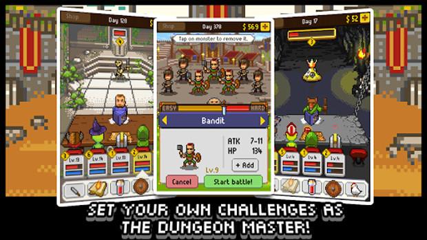 Fãs de RPG irão adora o icônico Knights of Pen and Paper (Foto: Divulgação)