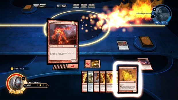 Magic: Duels of the Planeswalkers 2014 (Foto: Divulgação) (Foto: Magic: Duels of the Planeswalkers 2014 (Foto: Divulgação))