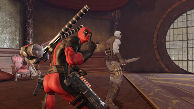 Deadpool sai para PC, Xbox 360 e PS3 (Foto: Divulgação)