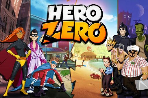 Jogo Hero Zero Multiplayer Online