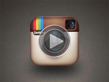 Vídeo no Instagram (Foto: Reprodução/allthingsd)