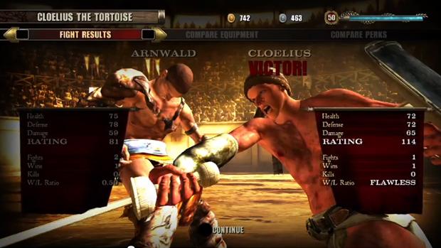 Spartacus Legends (Foto: Divulgação)