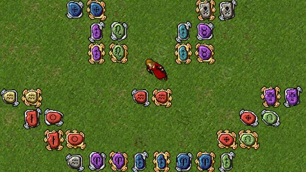 Soul Points são necessários para invocar magias de runas (Foto: Divulgação)