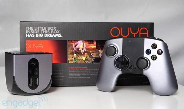 Versão comercial do Ouya chega finalmente às lojas (Foto: Engadget)