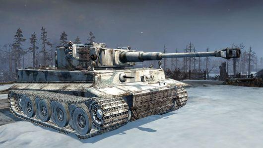 Tanque de guerra de Company of Heroes 2 (Foto: Joystick)