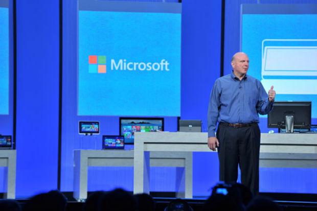 Steve Ballmer, CEO da Microsoft, fala sobre as inovações da empresa (Foto: Divulgação/Microsoft)