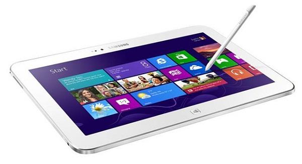 Ativ Tab 3, o tablet da Samsung com Windows 8 (Foto: Divulgação)