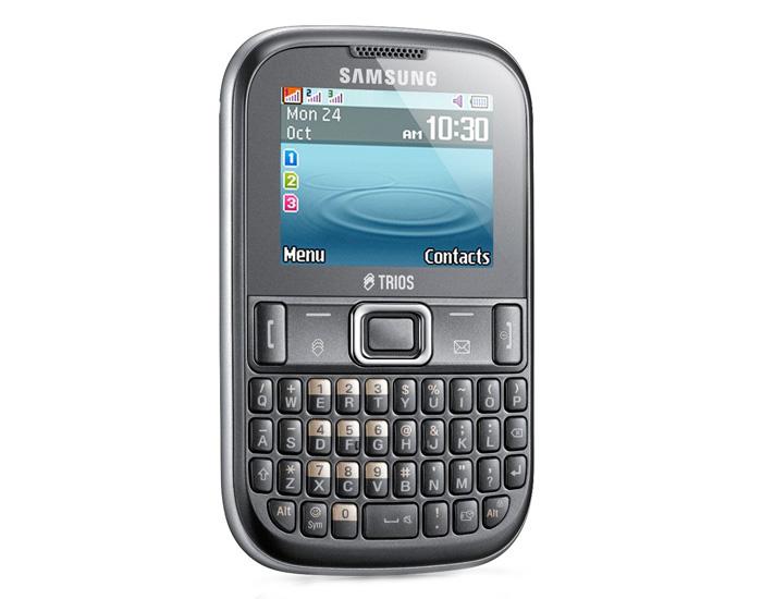 Samsung E1263 (Foto: Divulgação)
