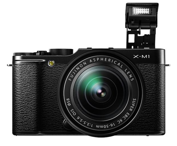 A XM-1 possui 16.3 megapixels de resolução, Wi-Fi, flash embutido e muito mais (Foto: Divulgação/ Fujifilm)