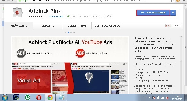 descargar adblock plus para google chrome gratis