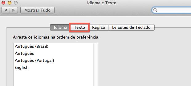 Acessando configurações de texto (Foto: Reprodução/Helito Bijora)