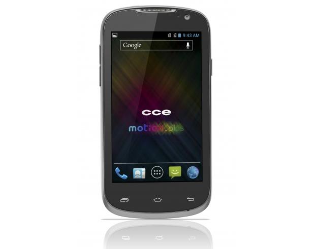 CCE Motion.Plus SK351 é o aparelho de entrada com Android 4.0 (Ice Cream Sandwich) (Foto: Divulgação)