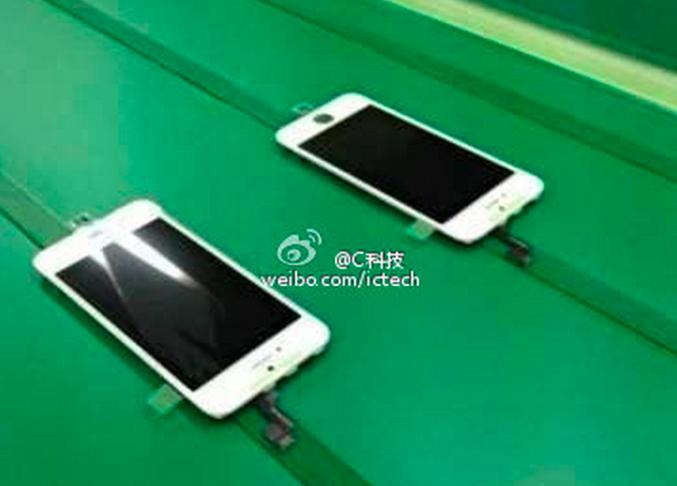 iPhone 5S já estaria em produção (Foto: Reprodução BGR)