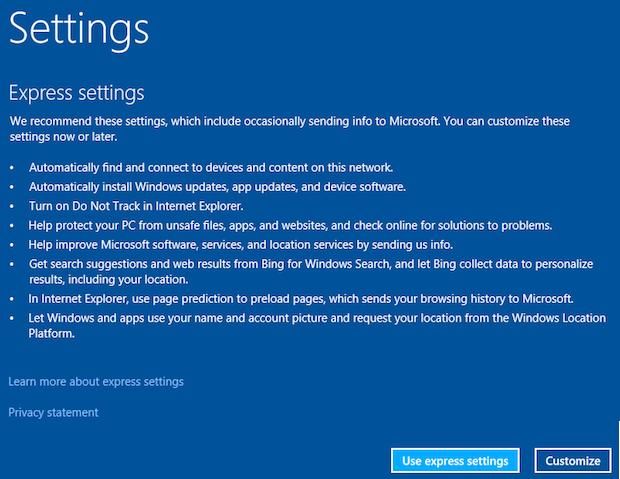 Configurando o Windows (Foto: Reprodução/Helito Bijora)