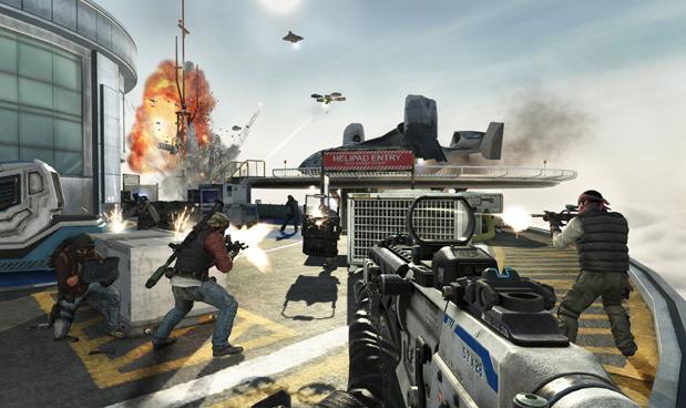 Call of Duty: Black Ops 2 está de volta com seu pacote de mapas Vengeance (Foto: Divulgação)