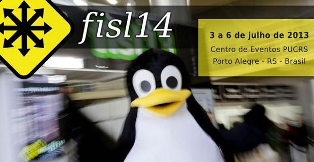 14a edição do FISL está programada para o início de julho em Porto Alegre (foto: Divulgação)