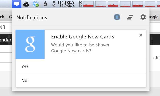 Google Now está chegando no Chrome (Foto: Reprodução/CNET)