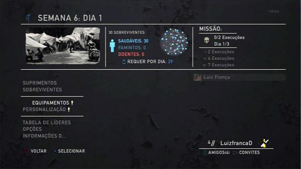 Multiplayer de The Last of Us é complexo e oferece inúmeros recursos.  (Foto: Reprodução)