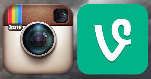 Instagram ou Vine: qual é o melhor app de vídeo? (Foto: Reprodução/TechCrunch)