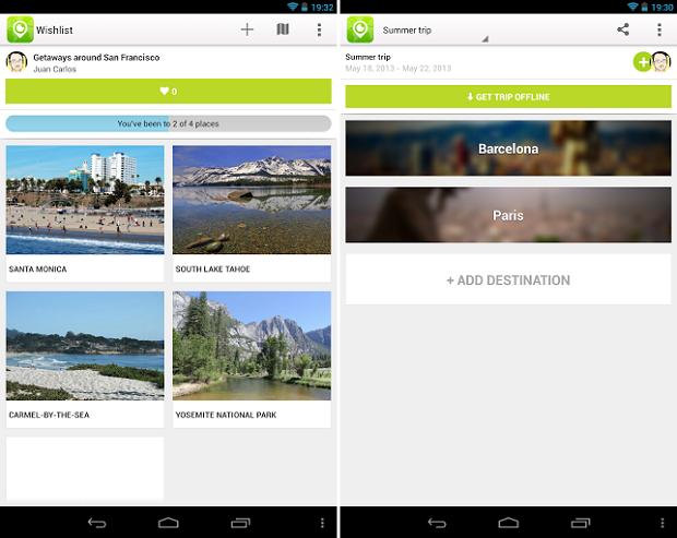 TouristEye é um app para os viajantes (Foto: Divulgação)