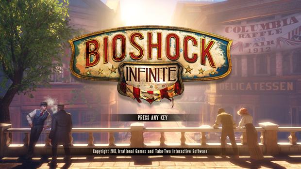 BioShock Infinite tem tradução oficial em português (Foto: Reprodução)