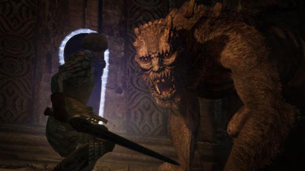 Ogros são criaturas de Dragon's Dogma (Foto: Divulgação)