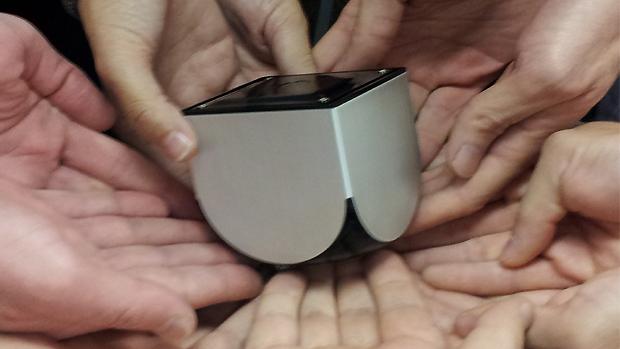 Curiosidade pelo Ouya fez o aparelho esgotar rapidamente na Amazon (Foto: ouya.tv)
