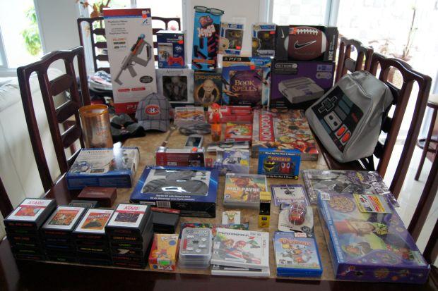 Coleção de jogos de Alex Mamed: O gamer quer criar o primeiro Museu de Videogames no Brasil (Foto: Divulgação)