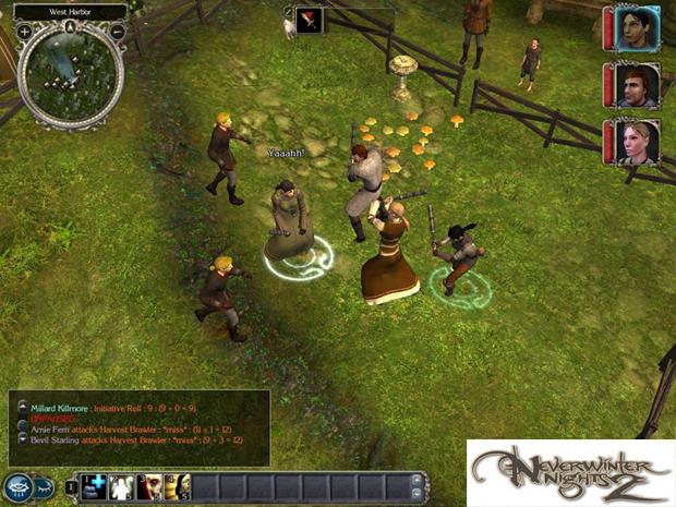 Never Winter Nights 2 é um RPG de aventura (Foto: Divulgação)