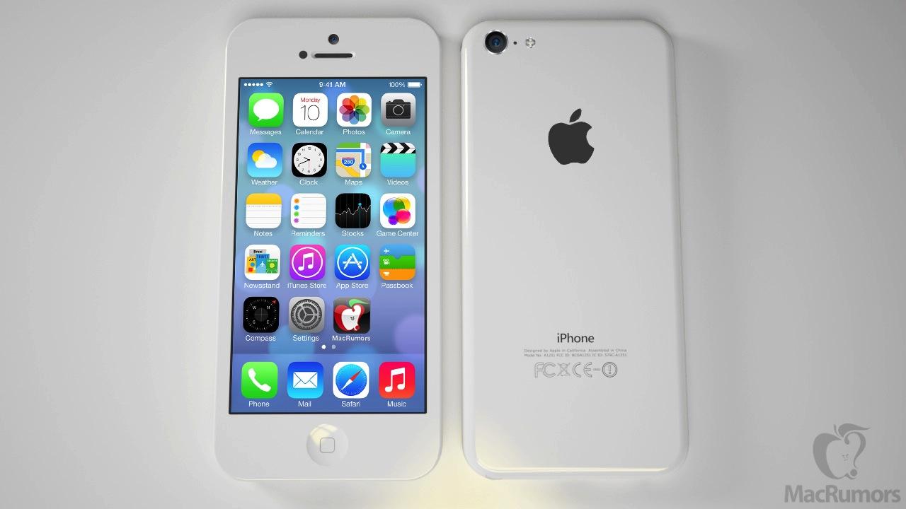 """Conceito do futuro iPhone """"mais barato"""", construído com materiais plásticos (Foto:Reprodução/Mac Rumors) (Foto: Conceito do futuro iPhone """"mais barato"""", construído com materiais plásticos (Foto:Reprodução/Mac Rumors))"""